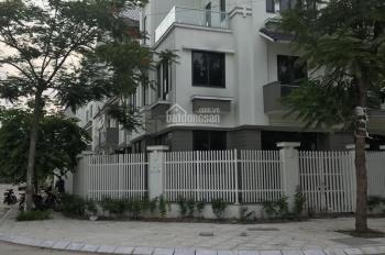 Chính chủ cho thuê nhà 4 tầng tại KĐT Geleximco Lên Trọng Tấn, vị trí cực đẹp, cực tiện kinh doanh