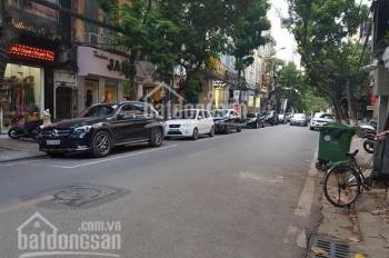 Chính chủ cho thuê nhà mặt phố Triệu Việt Vương, Hai Bà Trưng. Nhà 5 tầng