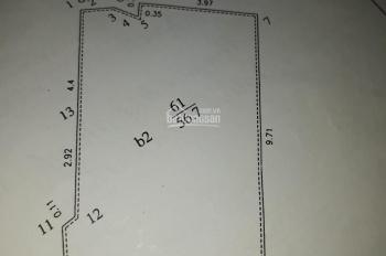 Chính chủ bán đất hiện đang có nhà 3 tầng Phố Chùa Quỳnh. DT 57m2, MT 5.7m, hướng ĐB. 0886482113