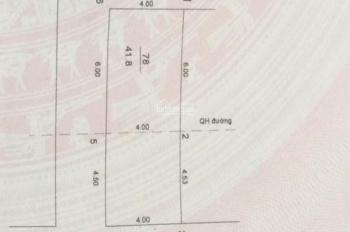 Chính chủ cần tiền bán gấp Nhà phố Ngô Xuân Quảng, DT 40M2, Gía 140tr/m2