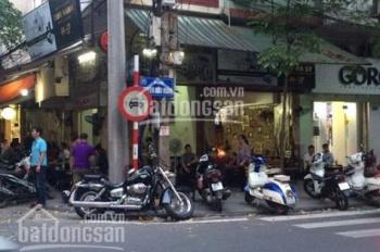 Bán nhà mặt phố Nguyễn Hữu Huân, 90m2, MT 5m, giá 59,5 tỷ. LH Minh 0936419288