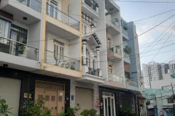 Bán nhà hẻm VIP Hòa Bình, DT 4x15m, đúc 4 tấm mới keng. Giá 6.6 tỷ
