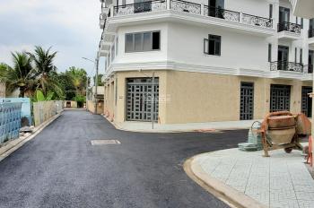 Nhà bán gấp: 1 trệt 4 lầu sổ hồng riêng đường Hà Huy Giáp, quận 12