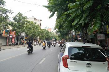 Bán nhà mặt phố, thang máy, tòa nhà VP 13,8 tỷ, DT 58m2x5T gần Times City, Vĩnh Tuy, Lạc Trung