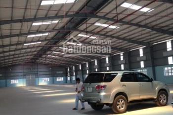 Cho thuê 2 xưởng tại Củ Chi, DT 8.000m2 và 12.600m2 giá tốt
