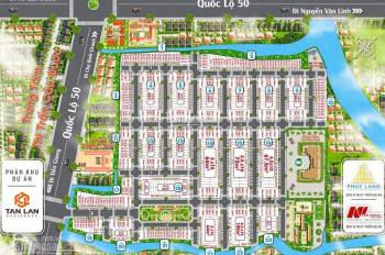 Đất Tân Lân Long An - cần bán 100m2 đất thổ cư 100% 1 tỷ - mặt tiền QL 50, liên hệ Nhân 0389472569
