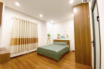 Cho thuê nhà hẻm Trần Văn Quang ngay gần chợ DT 4m x 15m 1T2L ST, 4PN 4VS. Giá thuê 10tr/th