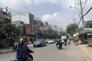 MBKD đường An Dương Vương, tổng DT: 240m2 gần Bà Hom