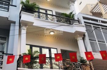 Bán nhà mặt tiền Lạc Long Quân, P5, Q11, DT 4x16m, giá 9 tỷ TL