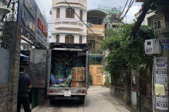 Bán gấp nhà HXH Hoàng Hoa Thám thông đường Trần Bình Trọng P5 (5,5x16m) chỉ 84tr/m2, LH 0932671778
