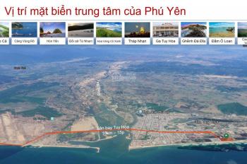 Shoptel/biệt thự biển Phú Yên sở hữu lâu dài giá chỉ có 72tr/m2, quý 1/2021 bàn giao LH: 0903750526