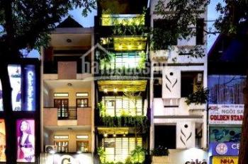 Bán nhà mặt tiền Hoàng Văn Thụ, P.8, Q.Phú Nhuận, DT 6.15x18m NH 10m, 3 lầu , giá: 33.9 tỷ