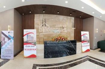 Chuyển nhượng căn hộ 2 phòng ngủ - ban công Đông Nam - suất ngoại giao - Golden Palm
