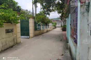 Bán nhà mặt tiền 5,25m ngõ to Vĩnh Khê - An Đồng. LH 0795381234