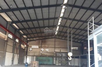 Kẹt tiền bán nhanh 600m2, nhà xưởng lô 2 đường nhánh Tỉnh Lộ 10, Bình Chánh, chỉ 7,5 tỷ TL