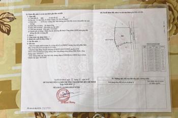 Cần bán lô đất mặt tiền đường Hóc Hưu, xã Quy Đức Bình Chánh, giá rẻ