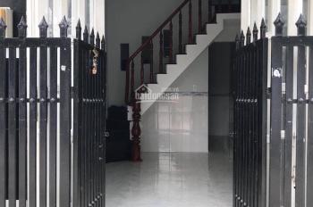 Bán nhà gác đúc lửng 78m2 đường Hồ Văn Tắng, Tân Phú Trung, Củ Chi, giá 985 triệu có SHR