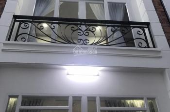 Bán nhà mới MT Phạm Văn Bạch, P15, Tân Bình, DT 4.05m*20,7m, trệt, lầu, 0909855378