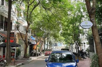 Bán nhà mặt ngõ 80 Trần Duy Hưng. DT 67m2 x 6 tầng, MT 4,2m, lô góc, ô tô tránh nhau 10,5 tỷ