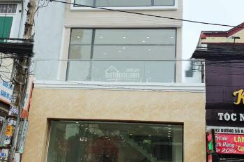Cho thuê MT Phan Văn Trị, p5, GV tiện làm spa, VP, siêu thị mini, DT 6.5x17m, 3 lầu, giá 50 tr/th