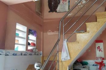 Cần bán gấp nhà hẻm ba gác thông đường Bùi Hữu Nghĩa P2 Bình Thạnh