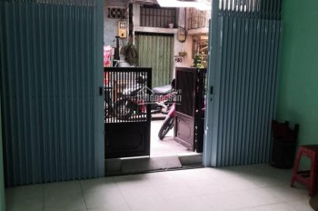 Cho thuê nhà 2 tầng, 2PN, có ST, DTSD 104m2, hẻm Nguyễn Chí Thanh, P4, Q11, giá 10tr/th