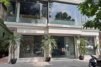 Cực đẹp nhà mặt phố Tô Hiến Thành, diện tích: 110m2 x 1 tầng, mặt tiền 8m, giá 50tr/tháng