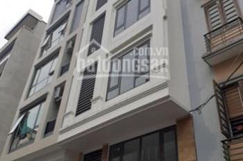 Bán nhà Nguyễn Xiển 7 tầng, 60m2, ô tô tránh, cách phố 2 nhà, thiết kế cực đẹp, giá 9.5 tỷ