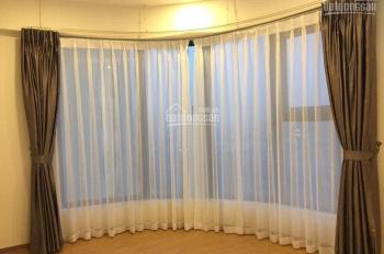 Cho thuê căn hộ 3PN căn góc full nội thất đầy đủ mới tinh tại Gamuda tòa The Zen, gía 9tr/th