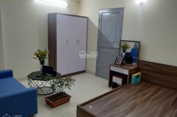Cho thuê CCMN full đồ mới xây tại ngõ phố Trần Duy Hưng. DT: 30m2, giá: 3,8 tr/th