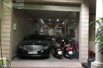 Bán nhà lô góc 2 mặt thoáng phố Văn Cao, kinh doanh, VP. DT 75m2x3T, giá 18,6 tỷ