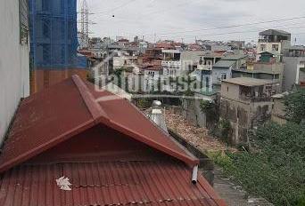 Nhà ngõ Hòa Bình 7, 35m2 x 5T xây mới