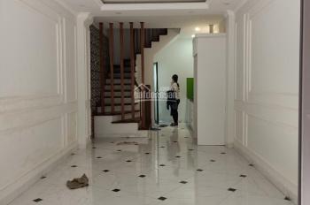 Cho thuê nhà riêng Nhân Hòa, Xây Mới chưa sử dụng, 35 m2 x 5 tầng như hình