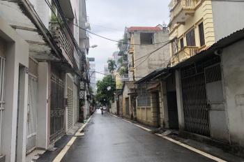 Bán nhà riêng 5 tầng ngõ 124/89 Âu Cơ, Tây Hồ, Hà Nội