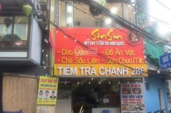 Cho thuê nhà mặt phố Lương Thế Vinh - Thanh Xuân, 120M Tâng 1 và tầng 2