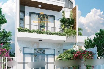 Nhà mới xây, bán nhà 1 trệt 1 lầu,  Phường tân phong , khu dân cư phúc hải, đường oto 7 chỗ vô đươc
