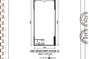 Chính chủ cần bán Shophouse thuộc dự án Richstar - 241 Đường Hoà Bình, P. Hiệp Tân, Q. Tân Phú