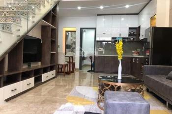 Bán nhà 3 mê cực đẹp kiệt ô tô 4m đường Trần Cao Vân. Full nội thất từ A đến Z