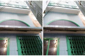 Cho thuê nhà nguyên căn hẻm 4m Trần Hưng Đạo, P5, Q5