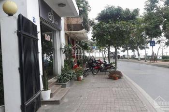 Bán nhà đất mặt phố Nguyễn Đình Thi - Mặt Hồ Tây hiếm có lắm, khu đẹp nhất Hồ Tây