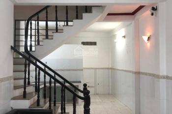Bán nhà đẹp mặt hẻm Q4 3 lầu, cách mặt tiền 1 căn, hẻm xe hơi, khu dân cư hiện hữu KH QH