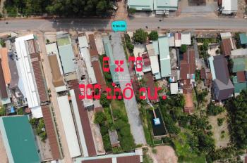 Đất mặt tiền kinh doanh buôn bán tuyệt vời.Tuyến đường liên huyện Trảng Bom - Cây Gáo.
