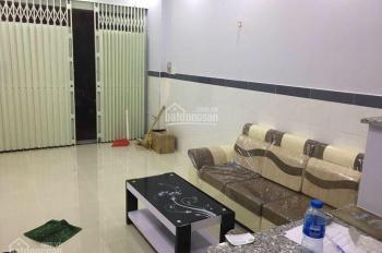 Nhà cho thuê - đường số 47, P10 - đầy đủ nội thất DT 3x10m, 1 lầu, MT khu Bình Phú. 8 tr/th