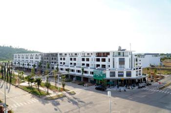 Nhà phố 5 tầng thiết kế hiện đại ngay mặt tiền phố đi bộ trục đường 50m trung tâm TP Quảng Ngãi