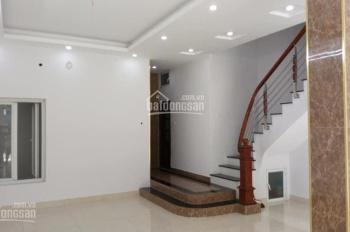 Bán nhà phố Nguyễn Khả Trạc. DT 80m2, 7 tầng, MT 6.5m, có thang máy