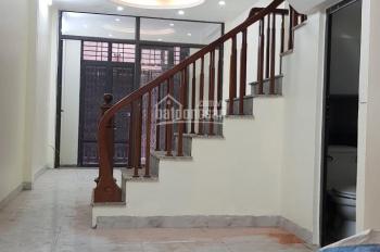Bán đất có nhà 3T đối diện KĐT Mỗ Lao đường Trần Phú nhà dân chuyển đi 35m2, giá chỉ 2.46tỷ