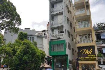 Bán nhà hẻm xe hơi Hòa Hảo, Ngô Gia Tự, P. 3, quận 10, DT 3.5*18.5 m, trệt + 4 lầu, giá: 11 tỷ TL