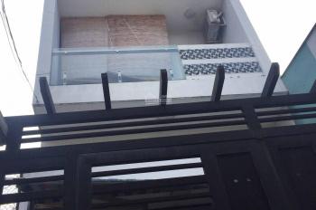 Nhà Văn Thân, 4x10, lửng + 3 lầu, đủ nội thất, 13 triệu