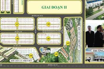 Cần bán đất thổ cư 100% Hội Nghĩa, Tân Uyên, Dt 75m2, giá 950 triệu. Lh 0966181069