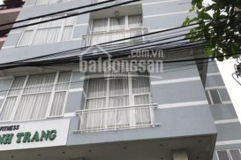 Bán nhà mặt tiền đường Nguyễn Cửu Vân P17 Q. Bình Thạnh nhà 7 tầng mới đẹp DT 690m2 giá 32.5 tỷ
